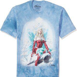 The Mountain Holiday Fairy Christmas T-Shirt S